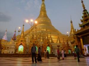 Me, Shwedagon (2)